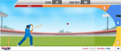 Practice Cricket: Up your scores!